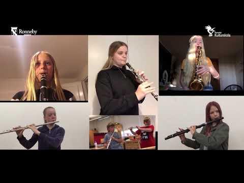Ronneby Kulturskolas kurser och hur du ansöker.