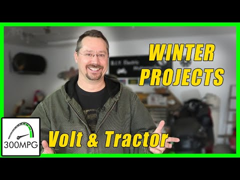 Announcements Volt and Tractor