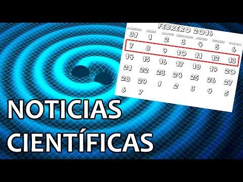 Detectadas ondas gravitacionales | Noticias 8/2/2016