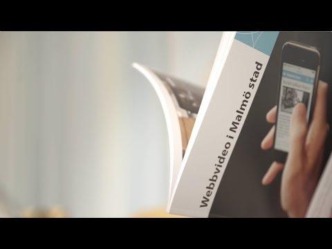 Webbvideo i Malmö stad