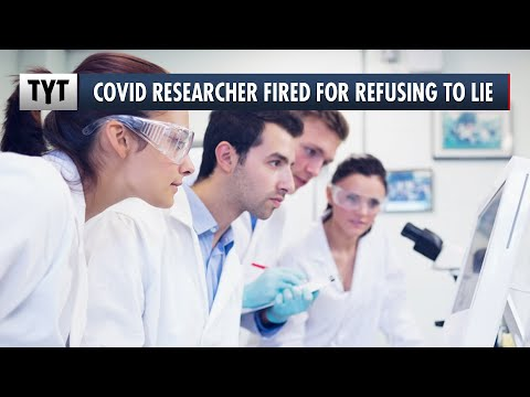 COVID-19 Researcher FIRED For Refusing To Hide Numbers