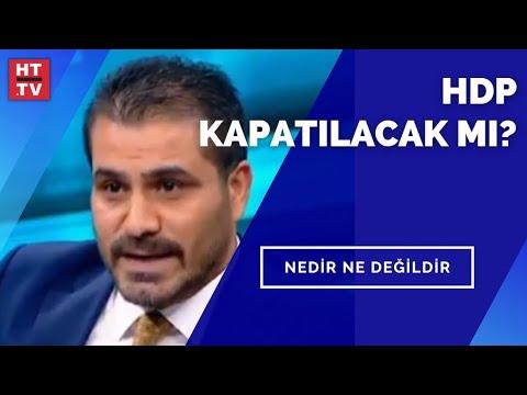 AYM HDP iddianamesini ne yapacak? Avukat Serkan Toper yanıtladı