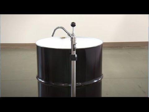 Steel Drum Pump