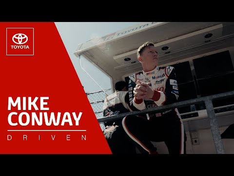 Mike Conway | Toyota Driven