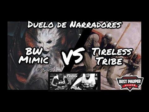 Duelo dos Narradores: BW Mimic x Tireless Tribe
