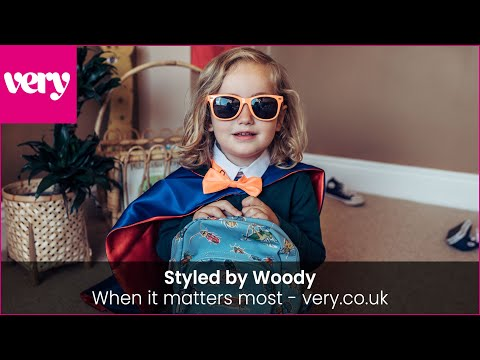 very.co.uk & Very Voucher Code video: Backpack from Very... | Back to School by Very.co.uk