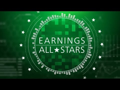 5 Stocks with Fantastic Earnings Charts