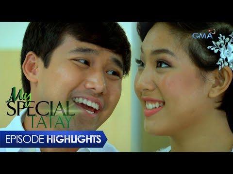 My Special Tatay: Kasalang Boyet at Aubrey | Episode 61