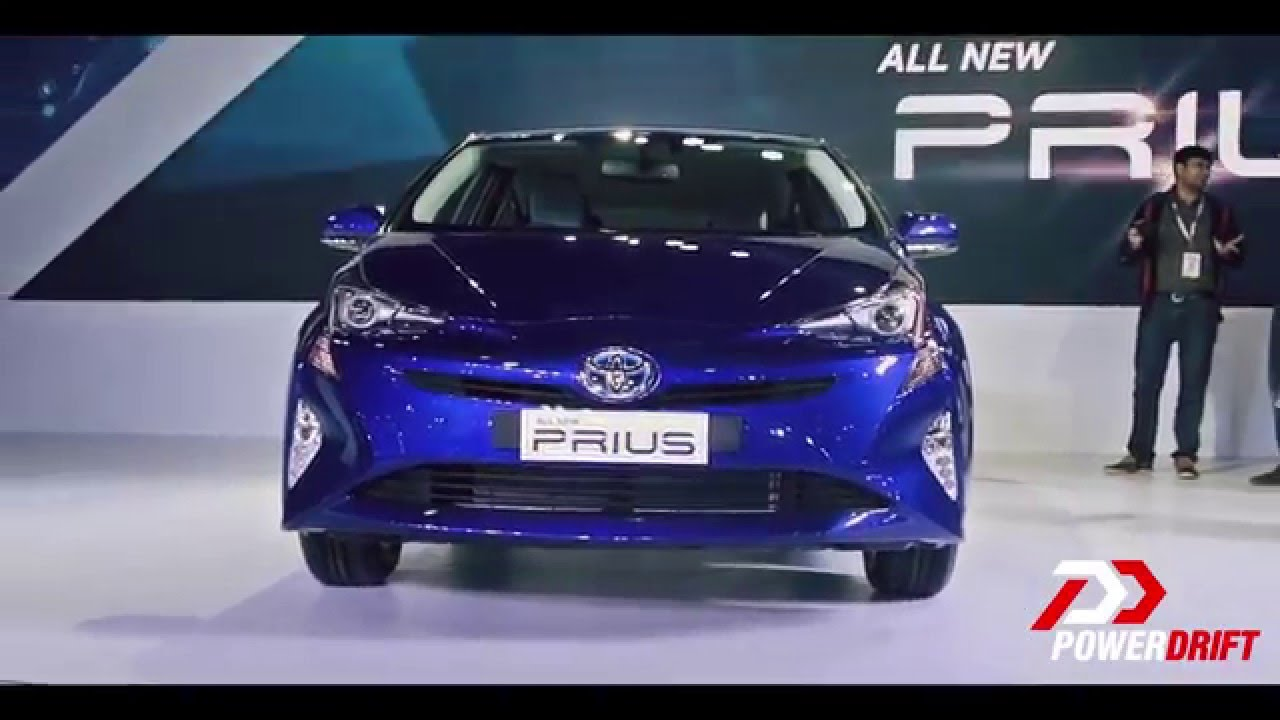 2016 Toyota Prius : First Look : PowerDrift