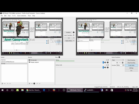 StreamLabs - With OBS Studio Configuration