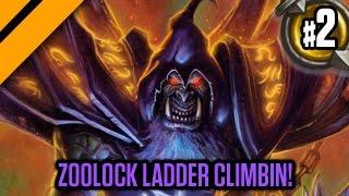Day[9] HearthStone Decktacular #194 - Zoolock Ladder Climbin! - P2