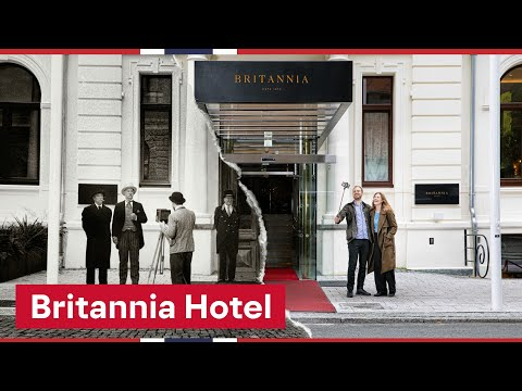 Britannia Hotel, Trondheim | Same Place New Time