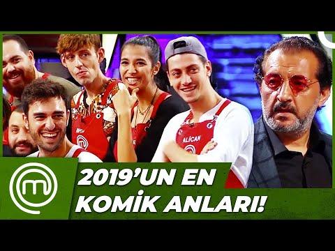 MasterChef Türkiye 2019 En Komik Anlar! | MasterChef Türkiye