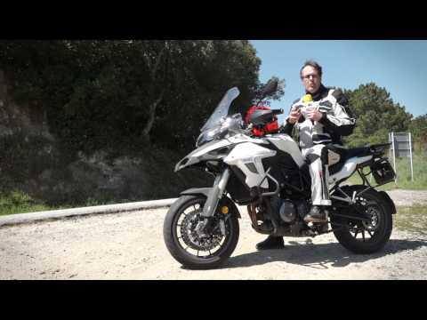 Motosx1000: Test Benelli TRK 502 1