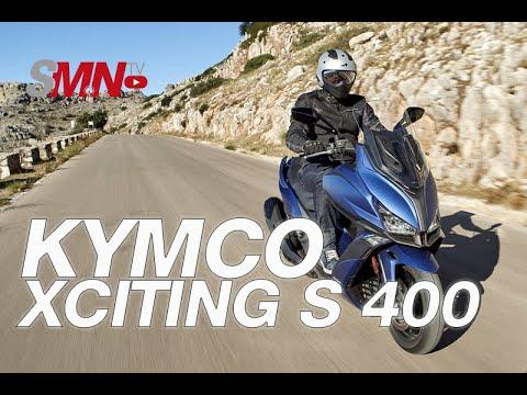 Prueba KYMCO XCITING S 400 2019 [FULLHD]