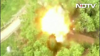 2019-Like Bombing Stopped In Pulwama, 20 kg IED In Car, Driver Escapes - NDTV
