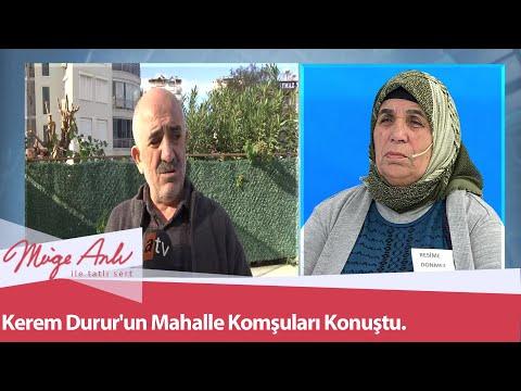 O gün Kerem Durur'u gören oldu mu? - Müge Anlı İle Tatlı Sert 3 Aralık 2020
