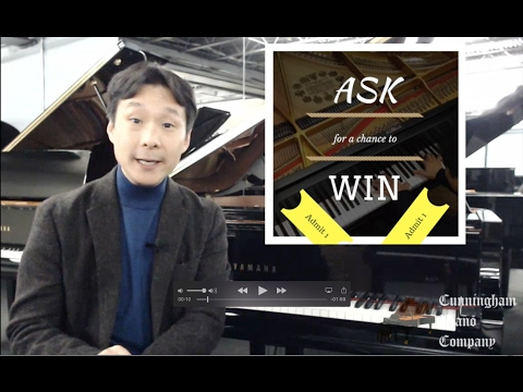 Ask to Win/Yamaha Chinese New Year Special Offer