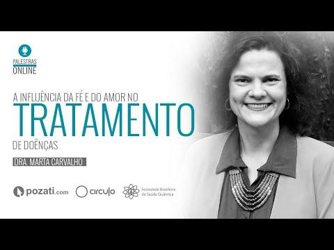 #Palestra | A influência da fé e do amor no resultado do tratamento de doenças | Dra. Marta Carvalho