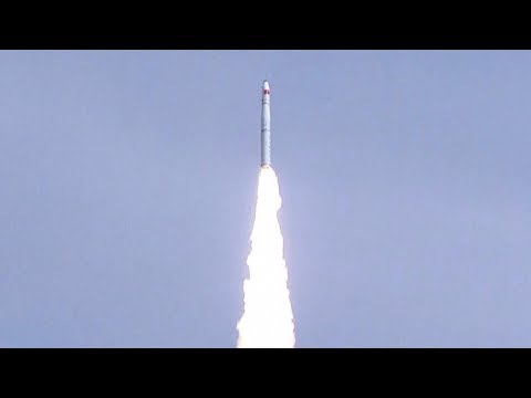 Long March-11 launches two Jilin satellites