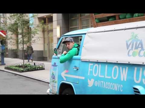 Vita Coco Hydrates NYC!