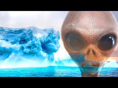 10 Жутких Легенд Антарктики