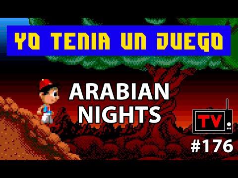 Yo Tenía Un Juego TV #176 - Arabian Nights (Amiga)