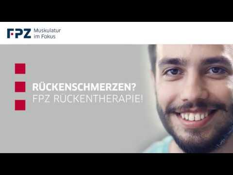RÜCKENSCHMERZEN  FPZ RÜCKENTHERAPIE!