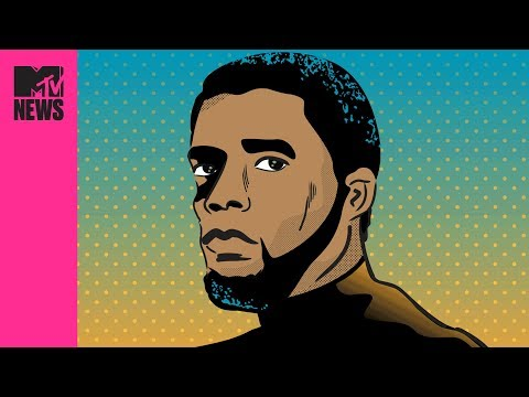 Black Panther: The Origin Story | Black History Month | MTV News