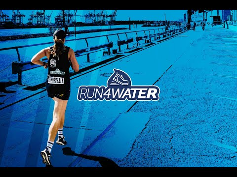 Let's run for clean drinking water with viva con Agua