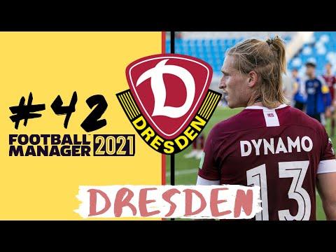 DYNAMO DRESDEN FM21   Bölüm 42   NE OLACAK BU SAVUNMA ZAFİYETİ?   Football Manager 2021