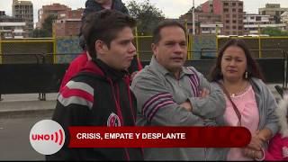Cúcuta Deportivo convocó a hinchas a partido pero cuando llegaron este era a puerta cerrada