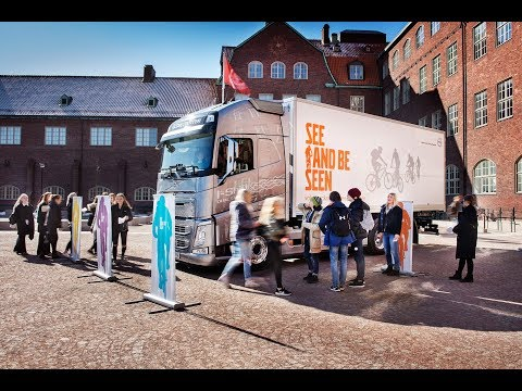 Volvo Trucks - See and be Seen - Instructors training video