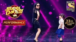 छोटी Vaishnavi ने नचाया Neha Kakkar को   Super Dancer Chapter 2 - SETINDIA
