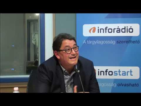 InfoRádió - Aréna - Merkely Béla - 2. rész - 2019.11.13.