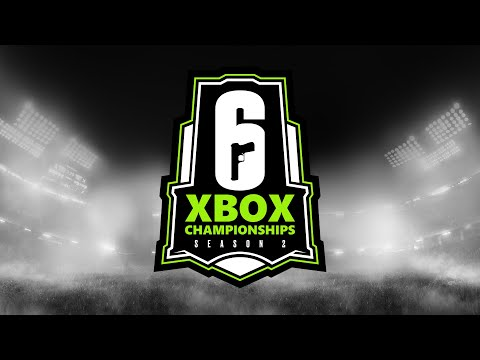 R6S Xbox Championships - 2. Qualifikationsrunde | Season 2