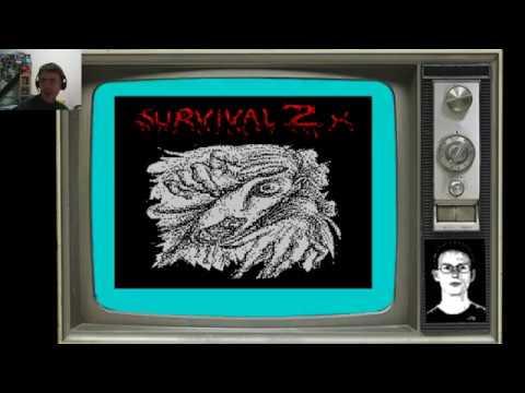 Canal Homebrew: Survival ZX (Mr Rancio) Spectrum
