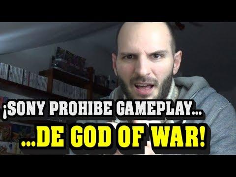 connectYoutube - ¡EL GAMEPLAY PROHIBIDO DE GOD OF WAR QUE SONY NO QUIERE QUE VEAS! - Sasel - Downgrade - ps4