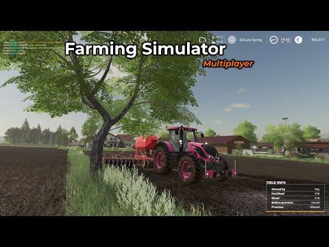 Farming Simulator 19 -- 10/03/2020
