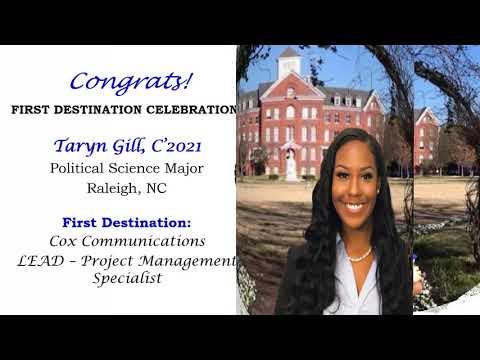 Spelman College First Destination - Class of 2021