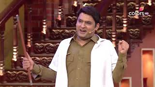 Comedy Nights with Kapil - 'Heraman Nargis' takes his acting seriously! - COLORSTV