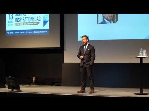 Inledning - Sigmas Inspirationsdag - Tema: Digital revolution inom e-hälsa