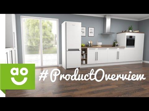 Hotpoint Fridge Freezer H8A1EW Product Overview   ao.com