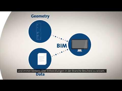 BIM-Inhalte mit kleiner Datenmenge