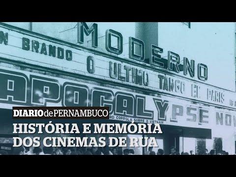 A hist�ria dos antigos cinemas de rua do Recife [EP. 01/03]