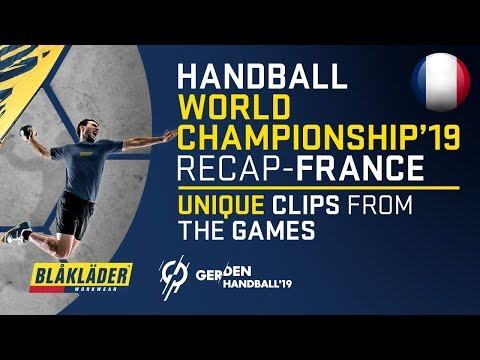 Handball World Championship 19 | France | Highlights from the tournament