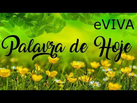 PALAVRA DE HOJE 24 DE ABRIL eVIVA MENSAGEM MOTIVACIONAL PARA REFLEXÃO DE VIDA - BOM DIA!