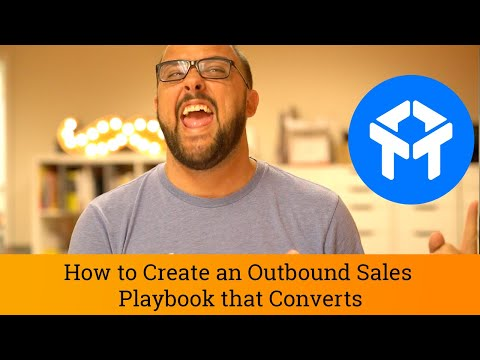 Drift Tutorial: Create an Outbound Sales Playbook that Converts