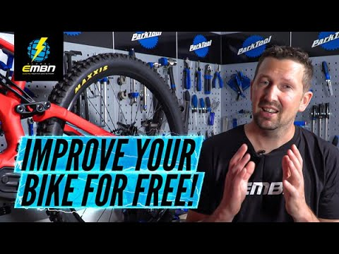 How To Refresh Your E-Bike For FREE! | Better Ride Quality For No Cost
