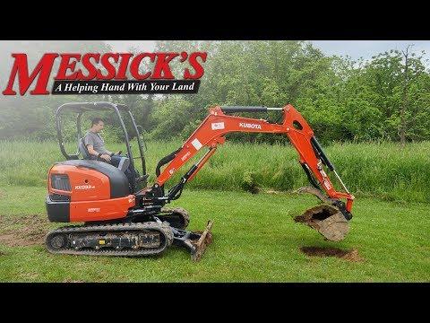 Excavator digging technique for beginners Picture